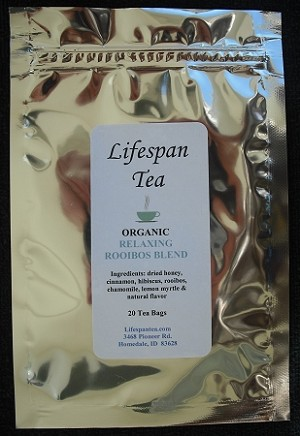 Relaxing Rooibos Blend (20 Tea Bags)